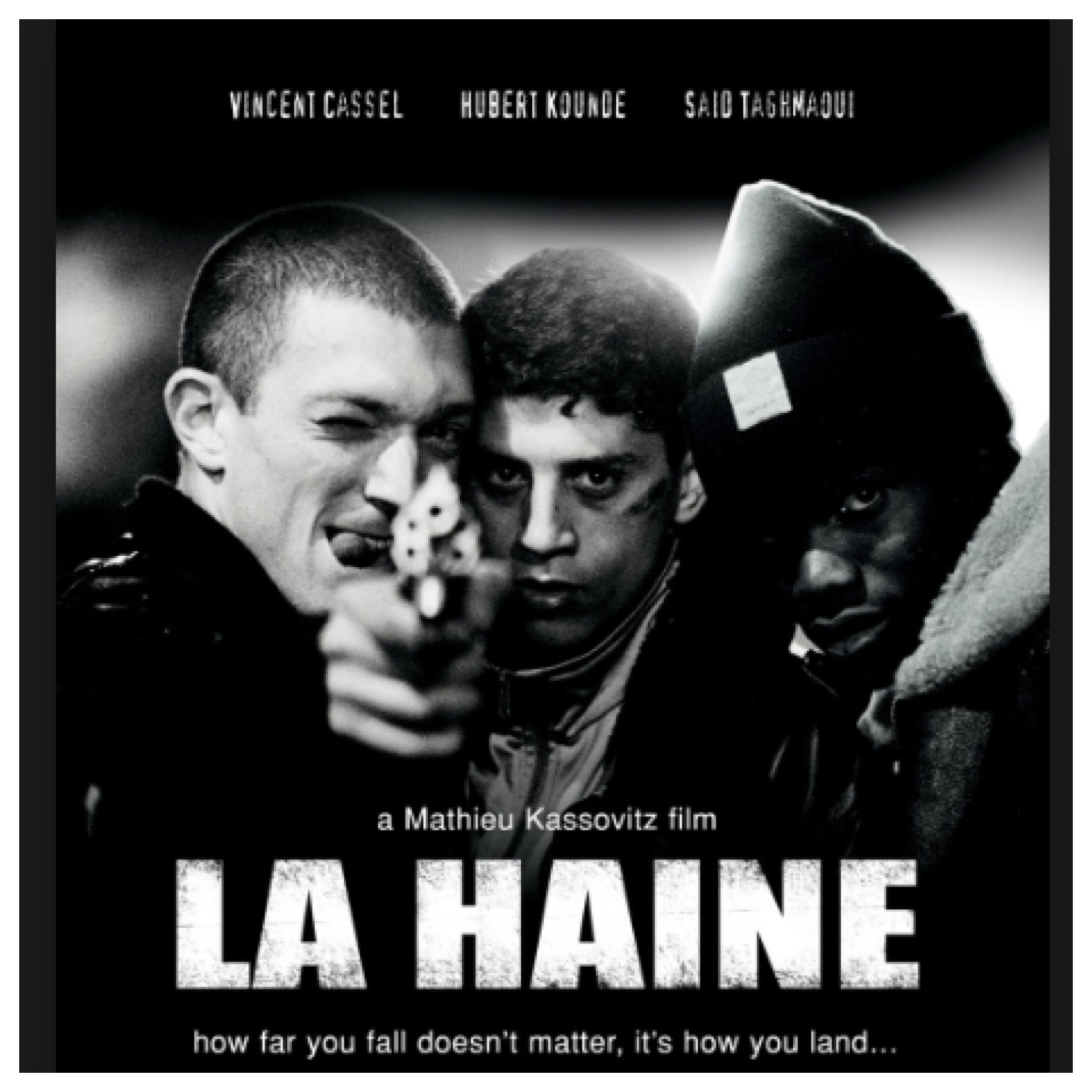 La haine (El odio)